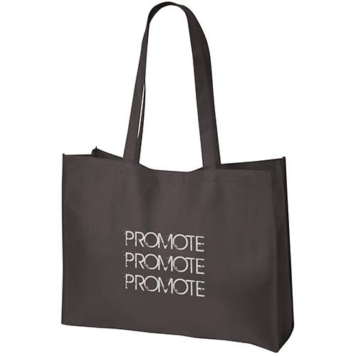 These branded shopper bags are ideal for showcasing your logo!