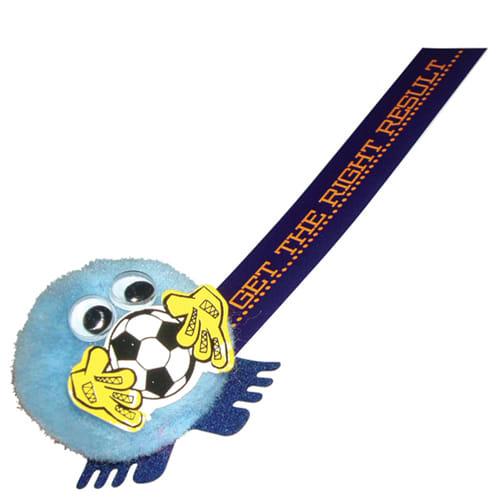 Football Goalkeeper Logobugs