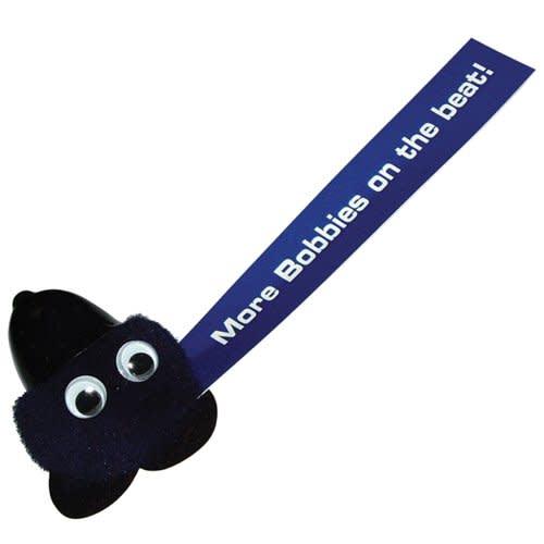 Police Logobug in Black