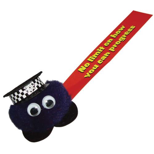 Traffic Cop Logobugs