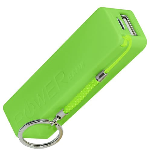 Branded Candy Power Banks for business gifts