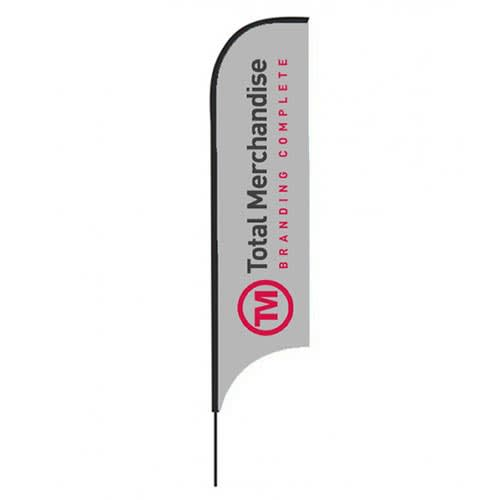 Concave Banner Flags