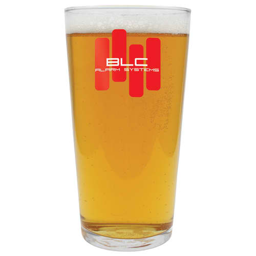 Promotional Conical Pint Glass for bars