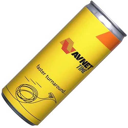 Energy Drink Cans