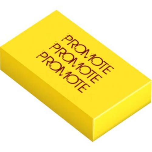 Promotional Eraser for schools
