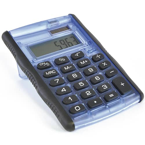 Promotional Flip Calculators for Office Merchandise