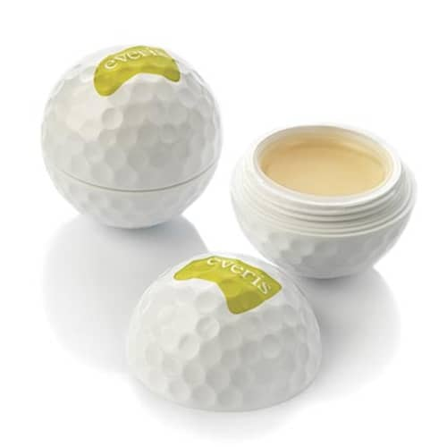 Promotional Golf Ball Lip Balm for Sports Giveaways