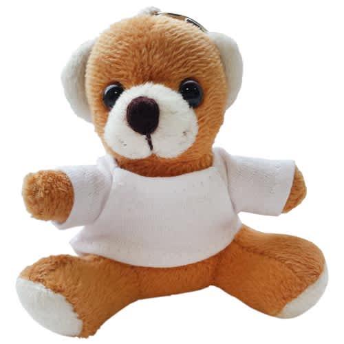 Promotional Jay Jay Bear Keyrings for Childrens Marketing
