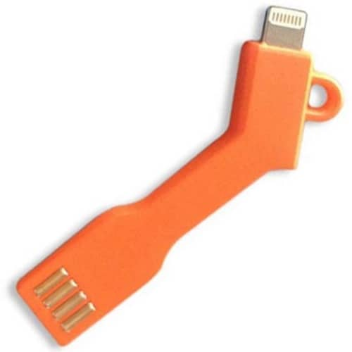 Our promotional Lightning USB Chargers are ideal for powering up your next marketing campaign!