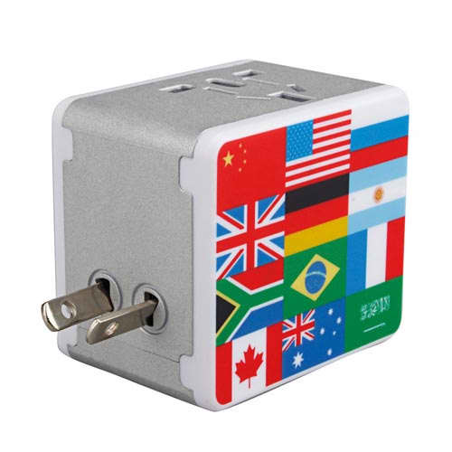 Mr Universe Travel Adaptors