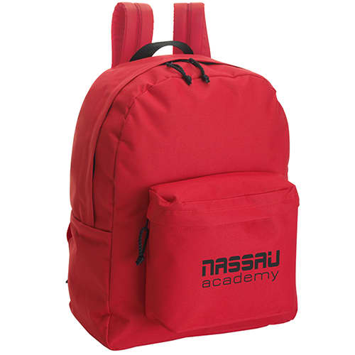 Promotional Backpacks with company logos