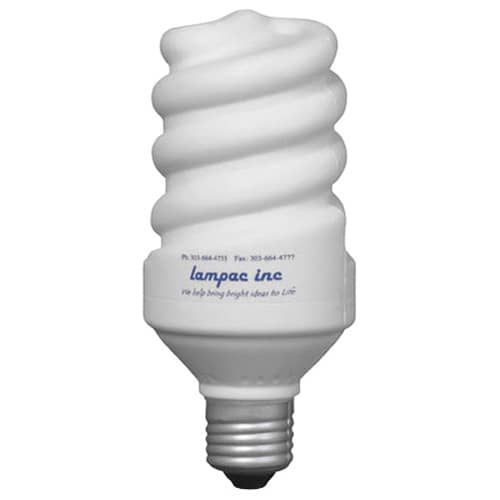 Stress Energy Saving Light Bulb in Off White