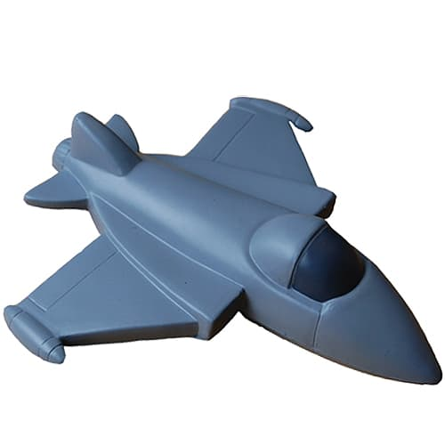 Stress Fighter Jet in Grey