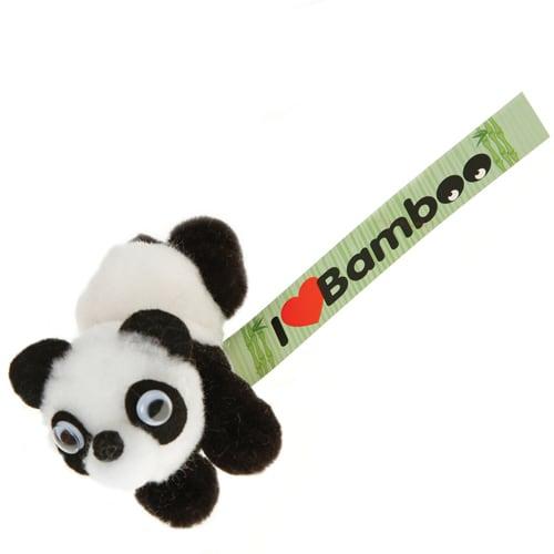 Large Panda Logobug