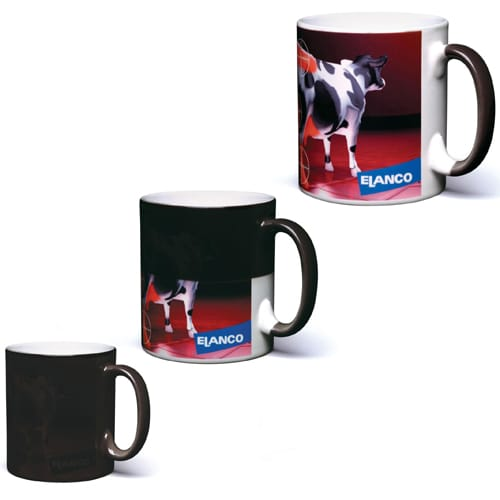 Promo Wow Colour Changing Mug for Business Gifts