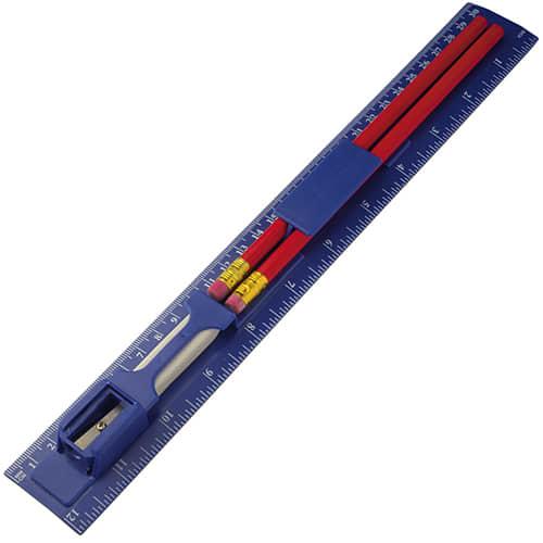 5 Piece Ruler Set
