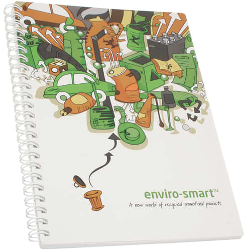 Custom printed notepads for councils