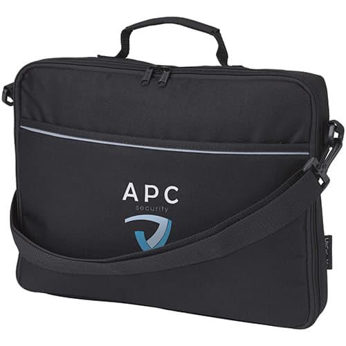 15 4 Inch Laptop Bag in Black