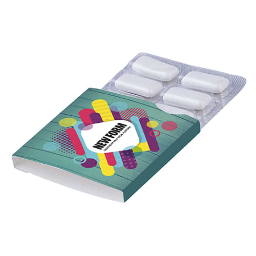 Chewing Gum Blister Packs
