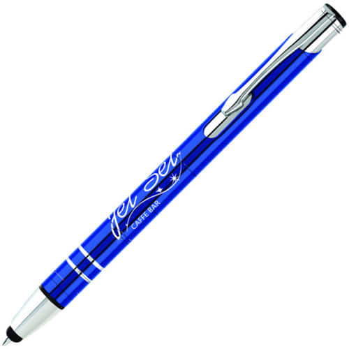 Promotional Electra Stylus Ballpens for offices