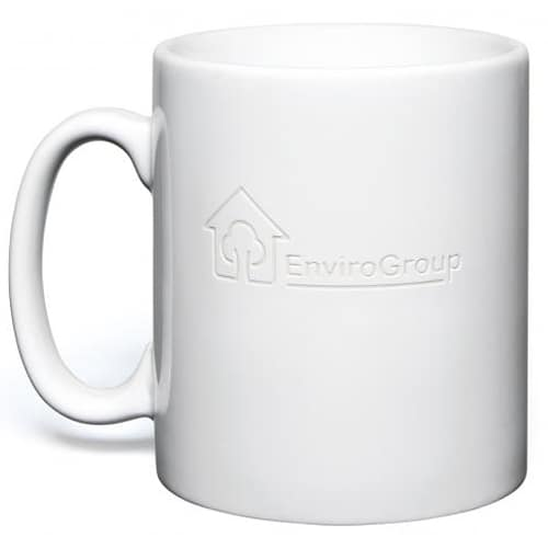 Etched Promotional Mug
