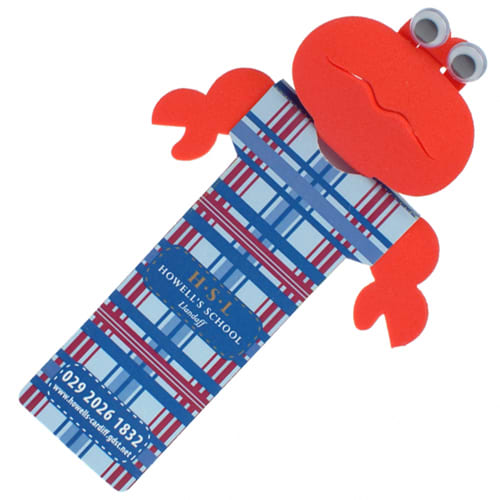 Foam Bookmarks
