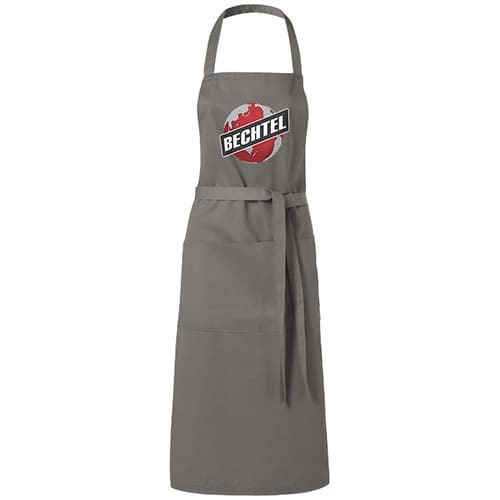 Branded Full Length Apron for catering events