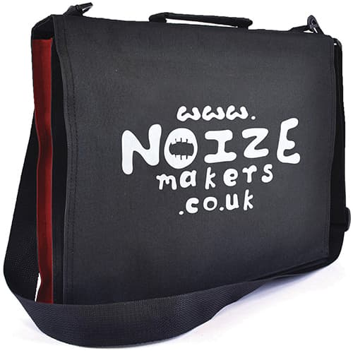 Corporate branded Hutton Conference Bags printed with logo