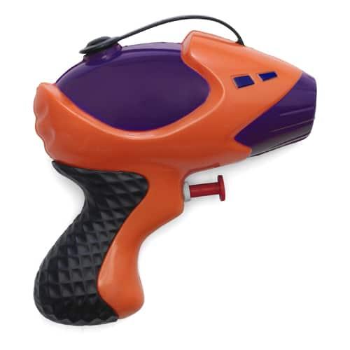 Plastic Water Guns in Orange