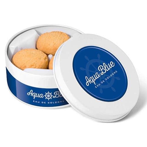 Shortbread Biscuit Treat Tins