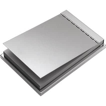 Silver Plated Galileo Desk Pads