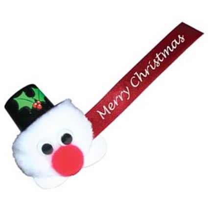 Snowman Logobugs