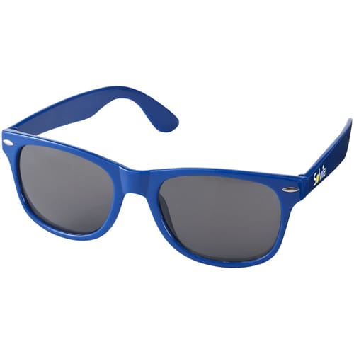 Promotional Sun Ray Sunglasses with company logos