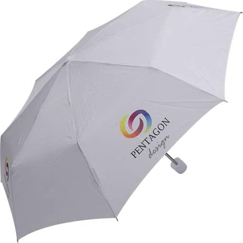 Promotional Supermini Telescopic Umbrella with company logos
