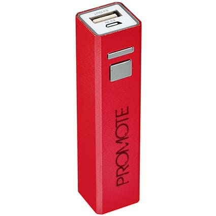 Promotional 48 Hour Express Tower Power Banks for offices