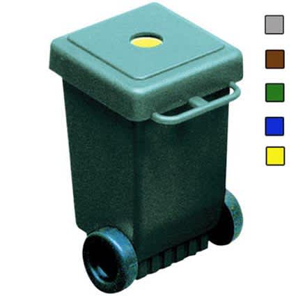 Wheelie Bin Pencil Sharpener