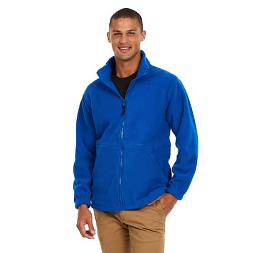 Zipped Fleece Jackets