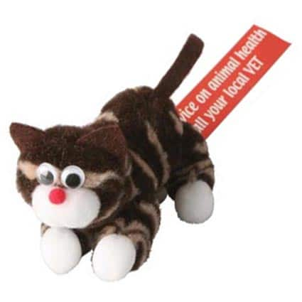 Large Cat Logobug