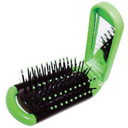 Folding Hairbrush