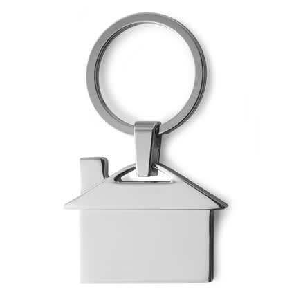 Promotional House Shaped Key Holder for giveaways