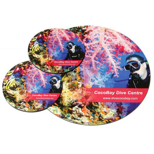 SmartMat Mouse Mat and Coaster Set