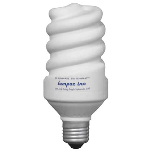 Stress Energy Saving Light Bulb in White
