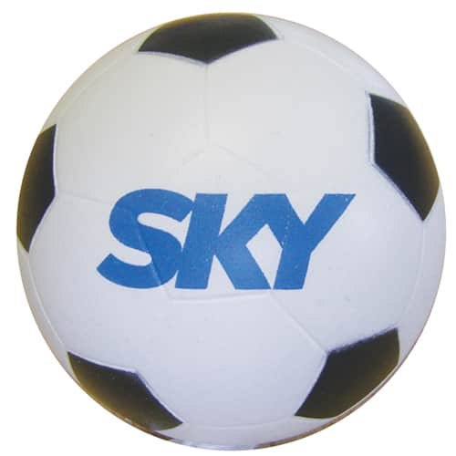 Promotional Stress Football for event merchandise