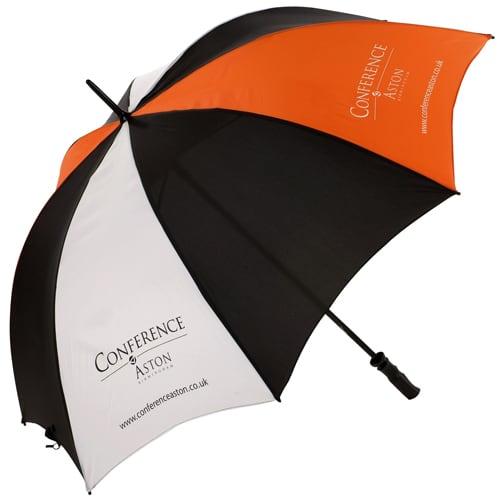 Promotional marketing Bedford Sport Umbrella for outdoor marketing