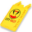 Vent Scent Car Air Fresheners in Yellow