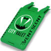 Vent Scent Car Air Fresheners in Green