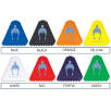 Full Colour Triangle Ice Scrapers