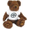 10 Inch Charlie Teddy Bears in Dark Brown