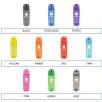 800ml Coloured Plastic Drinks Bottles