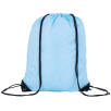 Everyday Drawstring Bags in Light Blue